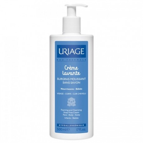 URIAGE CREME LAVANTE BEBE 500 ML