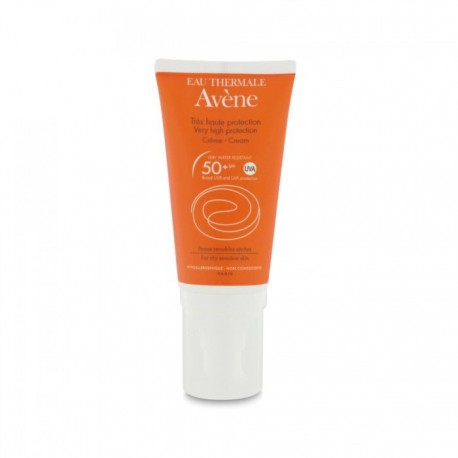 AVENE SOLR THP CR 50+ TB50ML 1