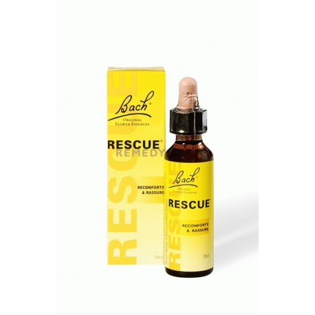 RESCUE Flacon 20 ML - Fleur de Bach original
