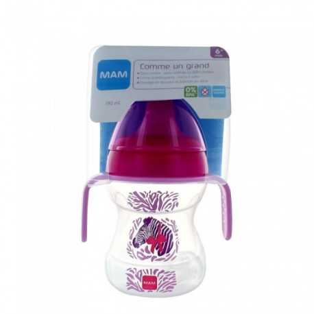 MAM TASSE APPRENTISSAGE 190 ML