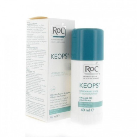 ROC KEOPS DEO STICK TANSPIRATION MODEREE 40ML