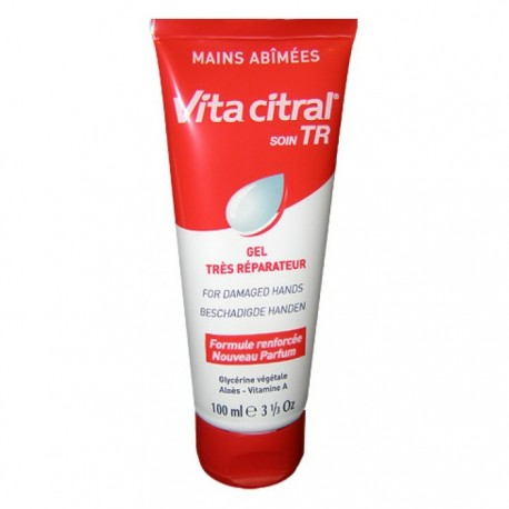 ASEPTA VITA CITRAL SOIN TR GEL TRES REPARATEUR 100ML