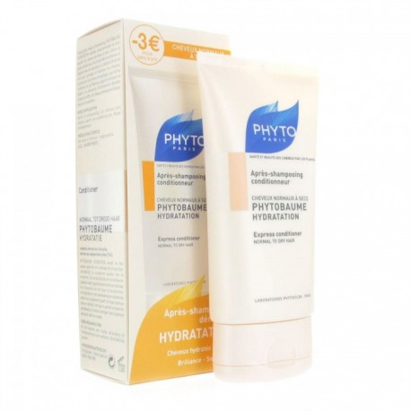 PHYTO PHYTOBAUME HYDRATATION APRES-SHAMPOOING CONDITIONNEUR 150ML