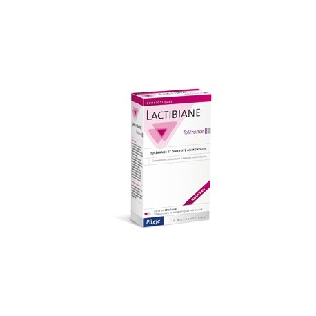 LACTIBIANE TOLERANCE GELU BT30