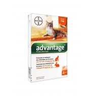 ADVANTAGE 40 CT/LAPIN 0,4ML 4