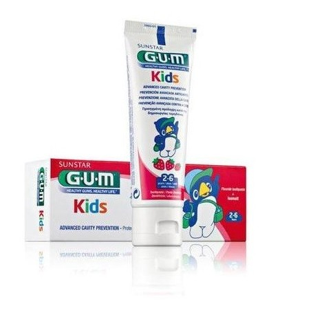 GUM KIDS DENT TB50ML 1