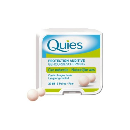 QUIES BOULE CIRE BT16