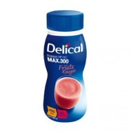 DELICAL BOISSON LACTEE HP HC MAX Fruits rouges Pack/4x300ml
