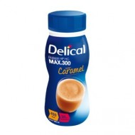 DELICAL BOISSON LACTEE HP HC MAX Caramel Pack/4x300ml