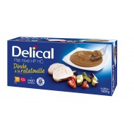 DELICAL Nutra'Mix HP HC dinde ratatouille 300g x 4