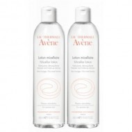 AVENE LOTION MICELLAIRE 400ML LOT DE 2
