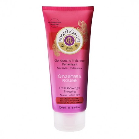 Roger & Gallet  Gingembre Rouge Douche 200ml