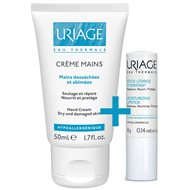 URIAGE CREMES MAINS 50ML + STICK LEVRES