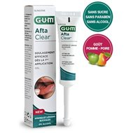 Gel GUM® AftaClear™ tube de 10ML