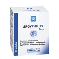 ERGYPHILUS PLUS DEFENSES NATURELLES 30 GELULES