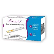 EXACTO Test d'infections urinaires 3 tests