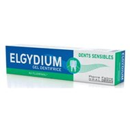 ELGYDIUM Gel dentifrice au Fluorinol, tube 75 ml